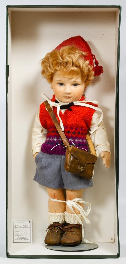 R John Wright 'Scott' Little Children Series II Doll