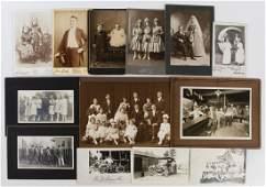 Victorian to World War II Era Photograph Assortment