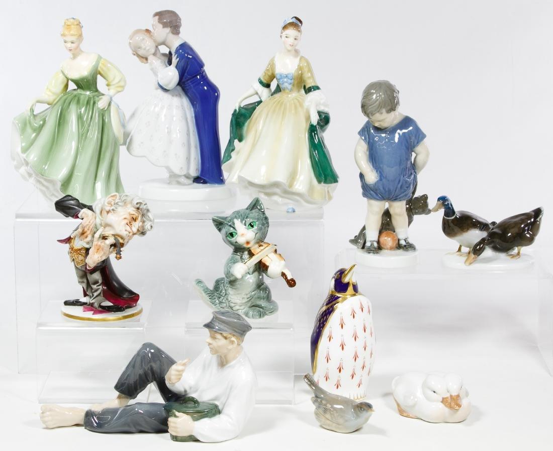 Figurine Assortment