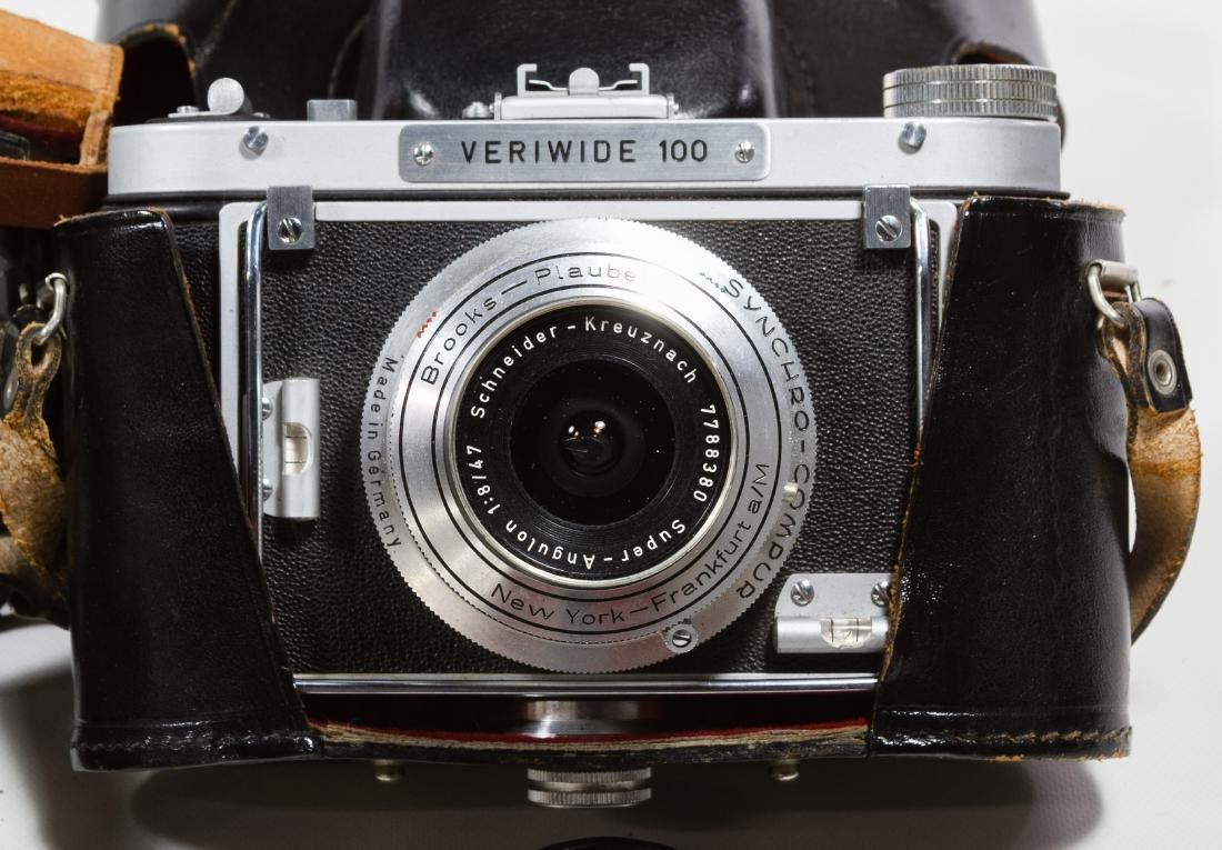 "Brooks Plaubel ""Veriwide 100"" Panoramic Medium Format - 3"