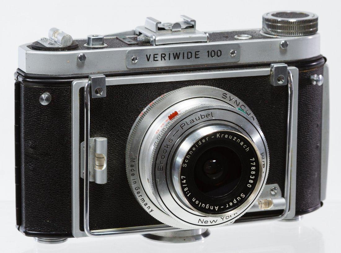 "Brooks Plaubel ""Veriwide 100"" Panoramic Medium Format - 5"