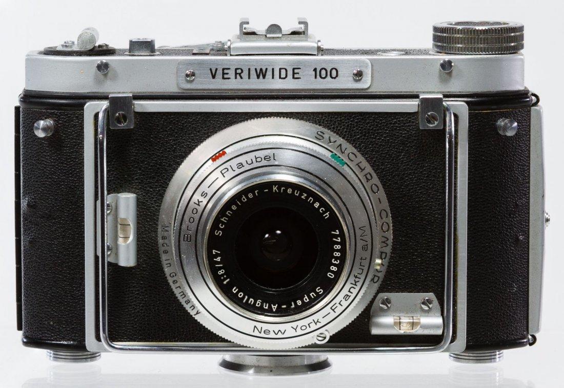 "Brooks Plaubel ""Veriwide 100"" Panoramic Medium Format - 7"