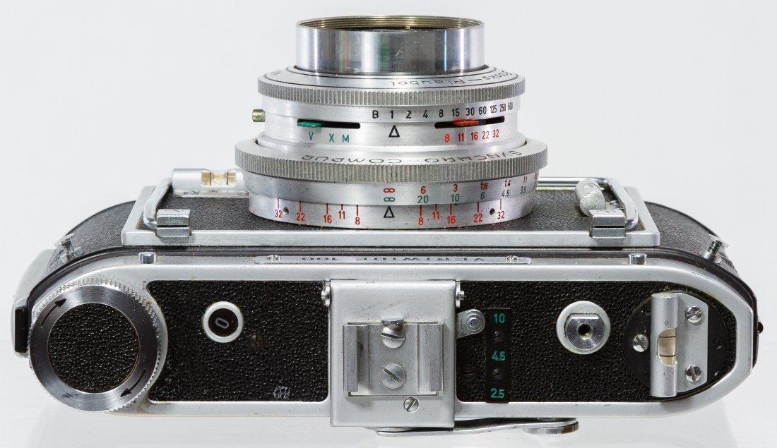 "Brooks Plaubel ""Veriwide 100"" Panoramic Medium Format - 9"