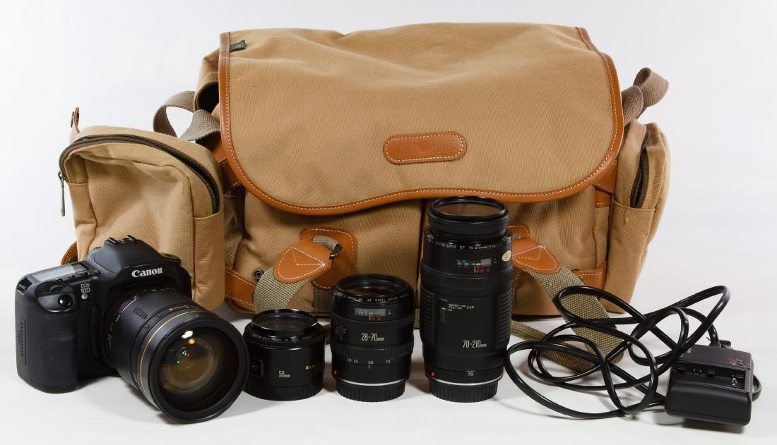 Canon EOS 10D Digital Camera