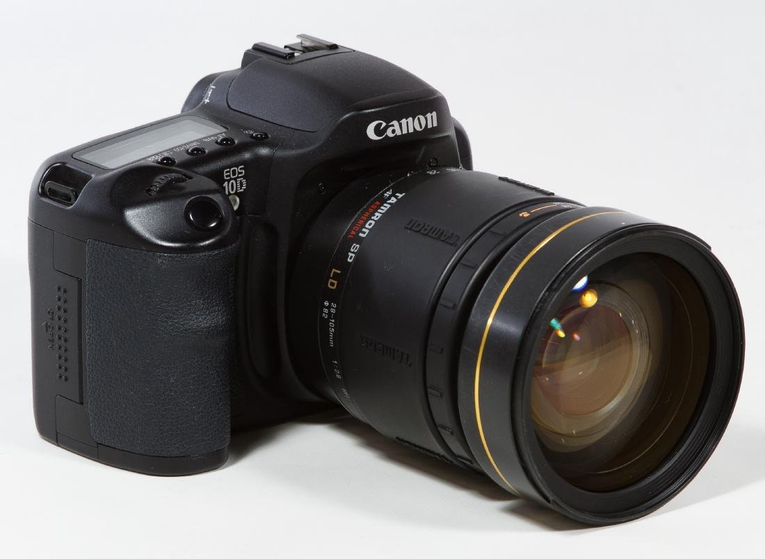 Canon EOS 10D Digital Camera - 2
