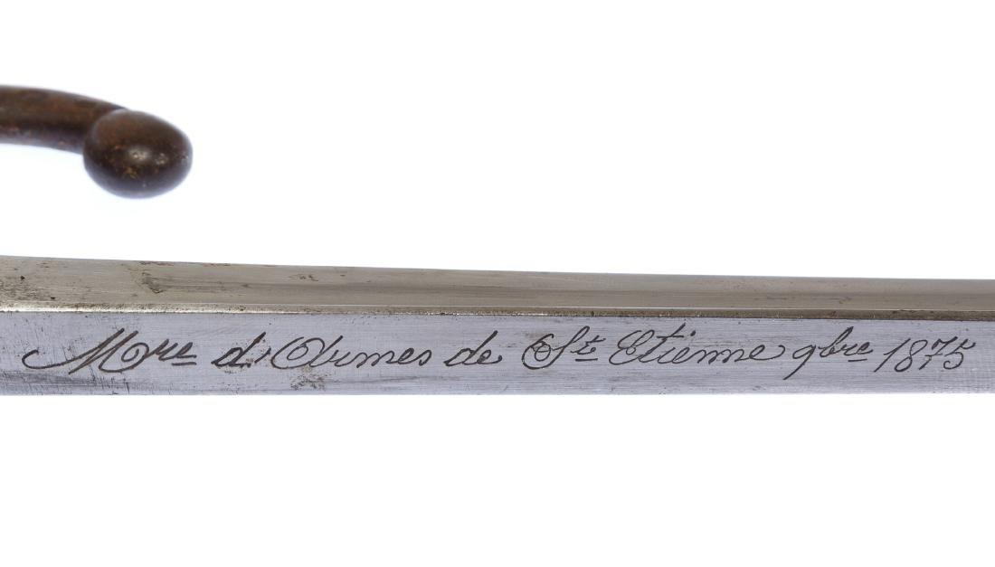 French Gras Model Bayonet - 5
