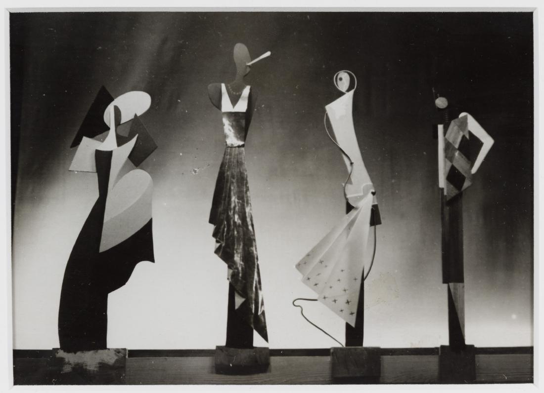 Andre Kertesz (Hungarian, 1894-1985) 'Mannequins,