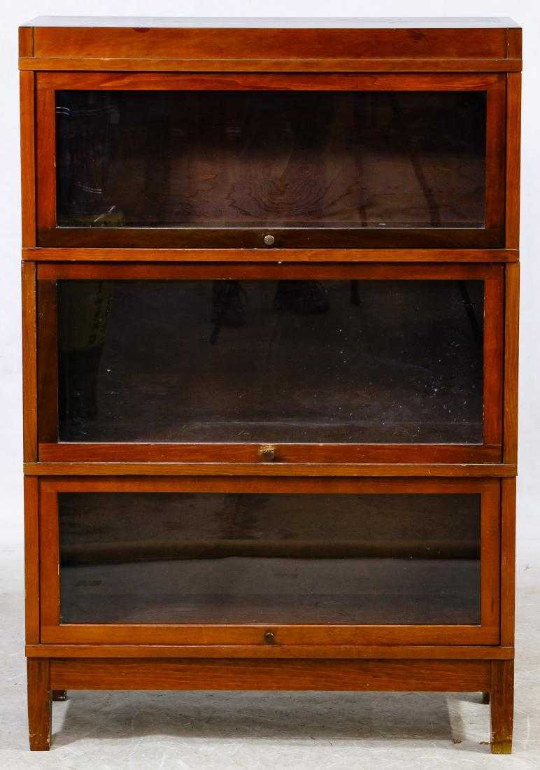 Barrister Bookcase By Globe Wernicke