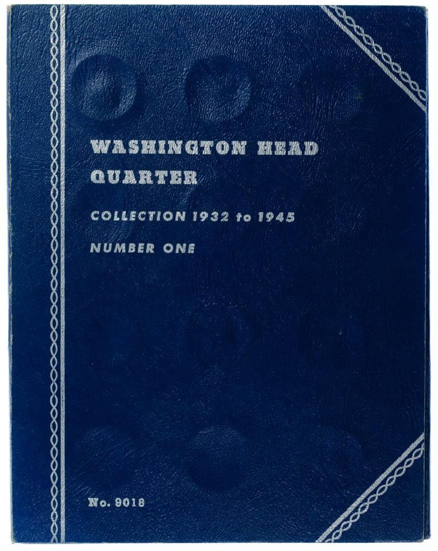 Washington 25c Complete Book One