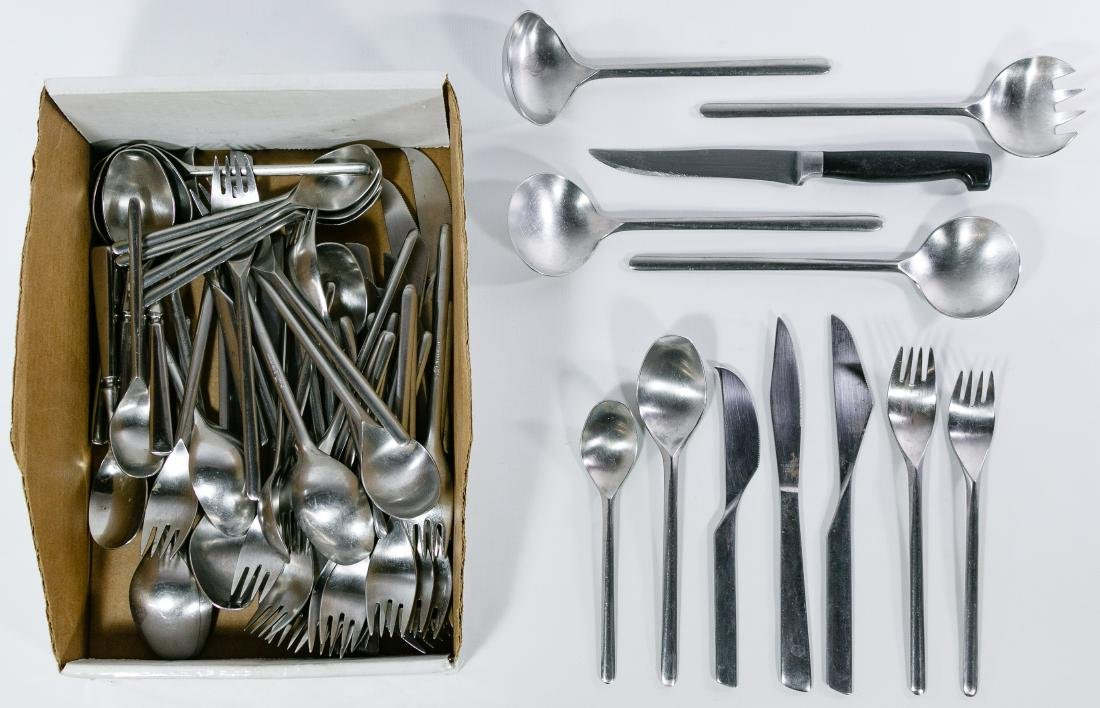 Rosenthal 'Composition S' Stainless Steel Flatware