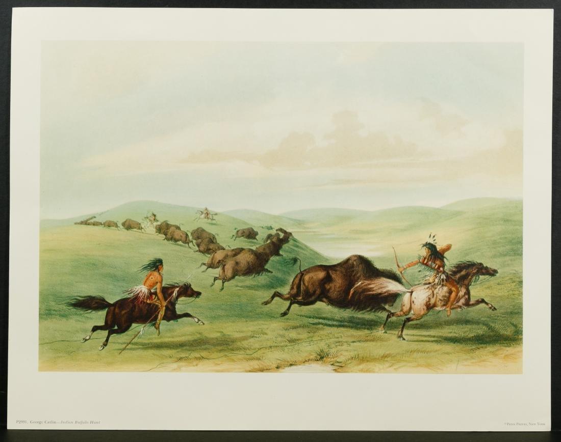 Native American Printed Portrait Assortment - 10