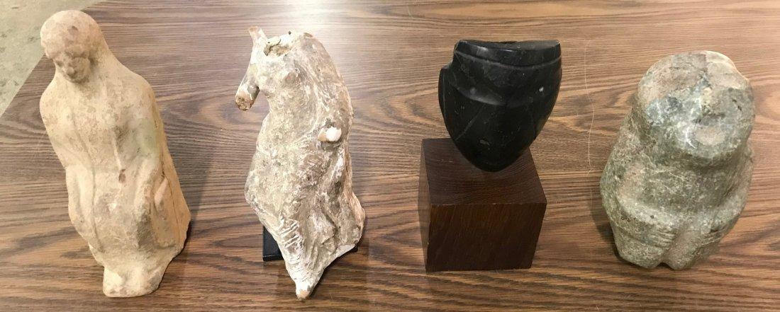 Primitive Figurine and Mask Assortment - 2