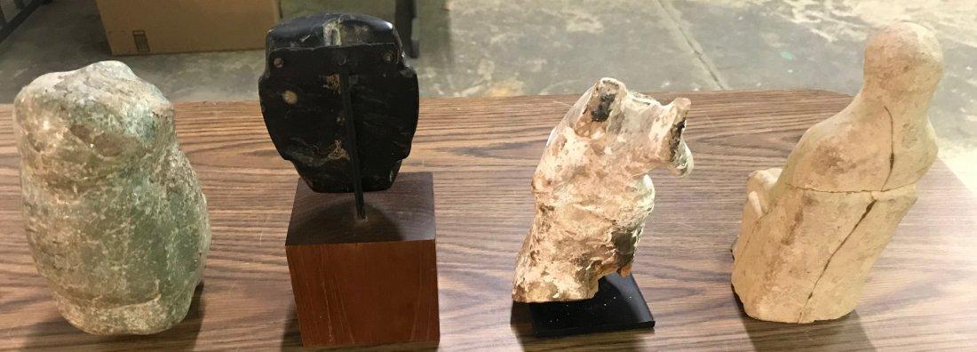 Primitive Figurine and Mask Assortment - 3