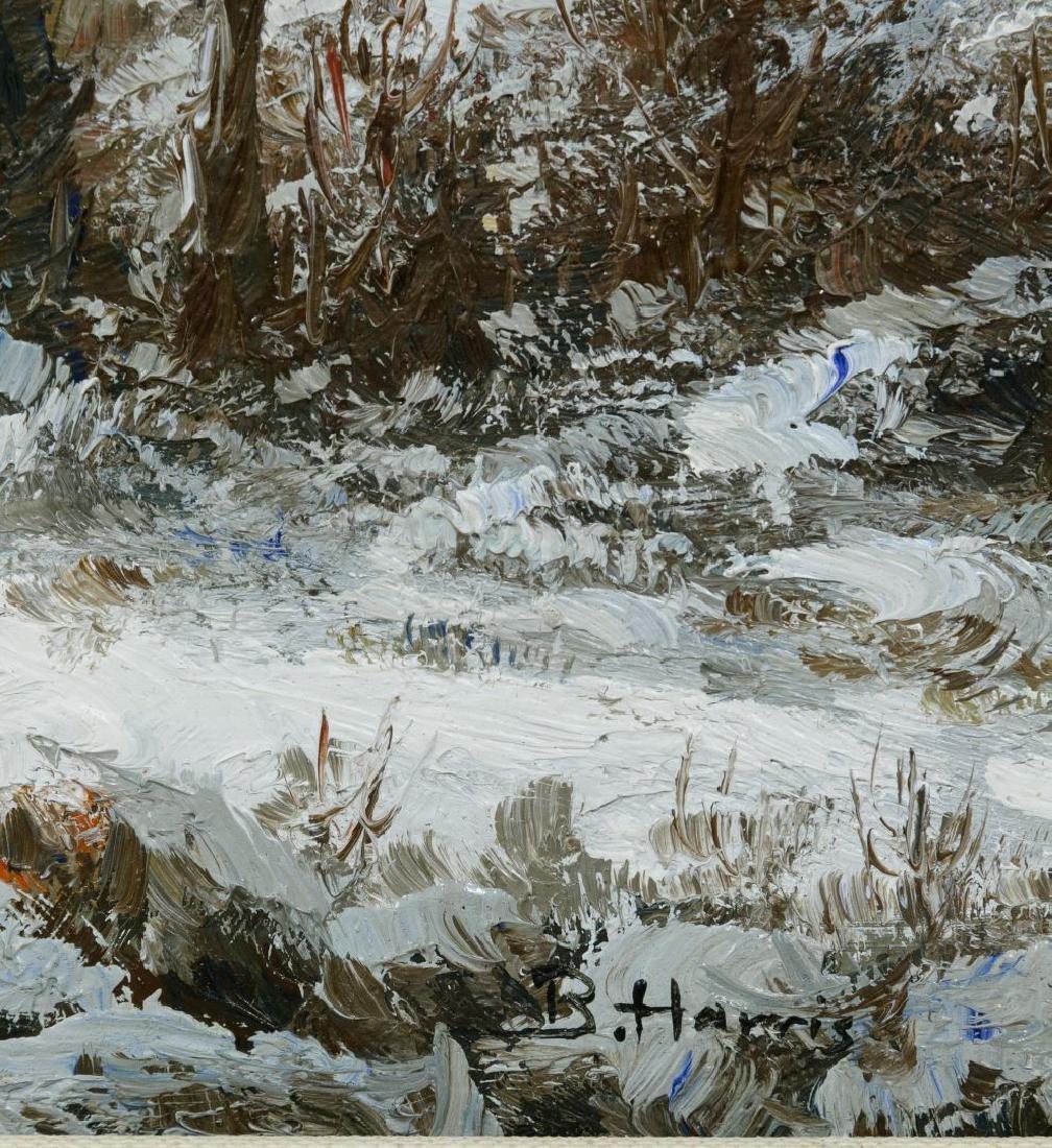Bonnie Levine Harris (American, 1870-1962) 'Winter - 3