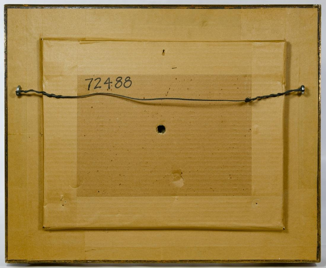 Lucien Neuquelman (French, 1909-1988) Oil on Canvas - 6