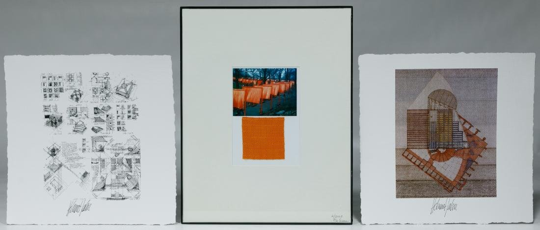 Helmut Jahn 'State of Illinois Center' Prints