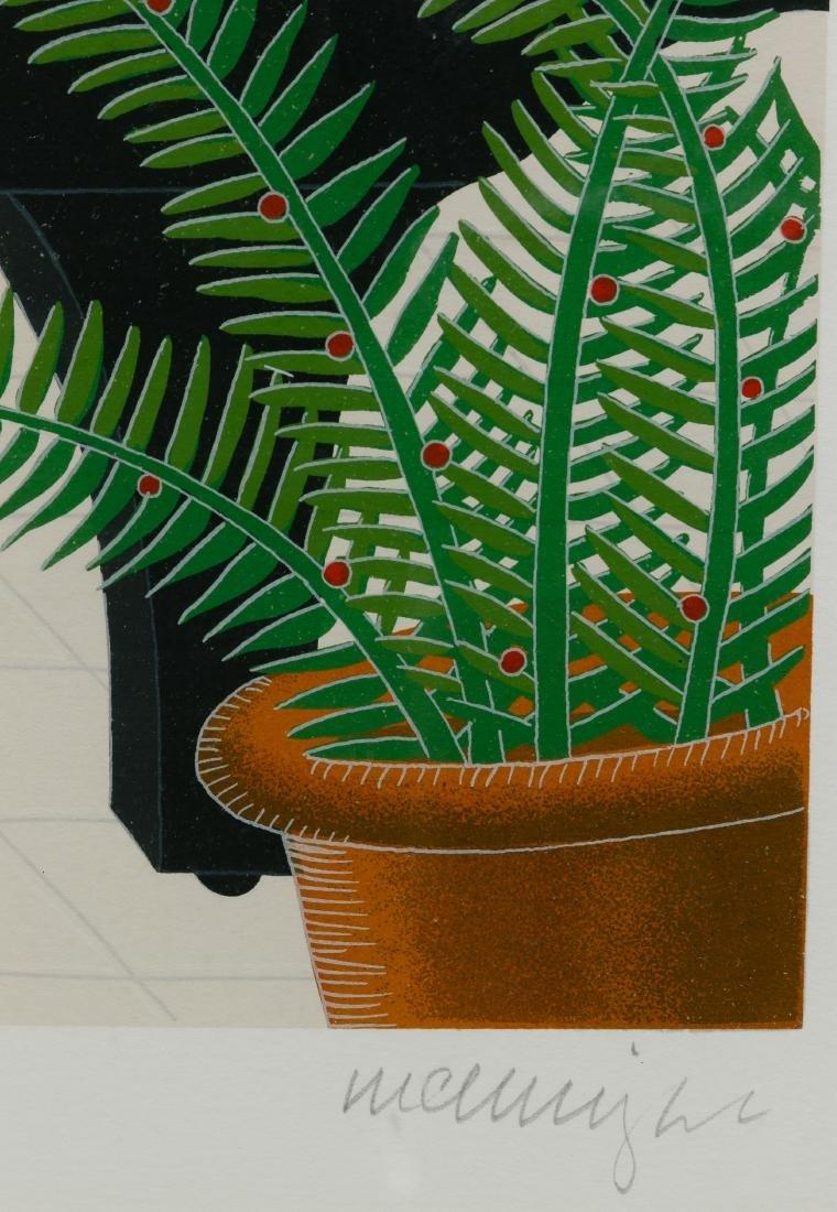 Thomas McKnight (American, b.1941) 'Palm Island' - 3