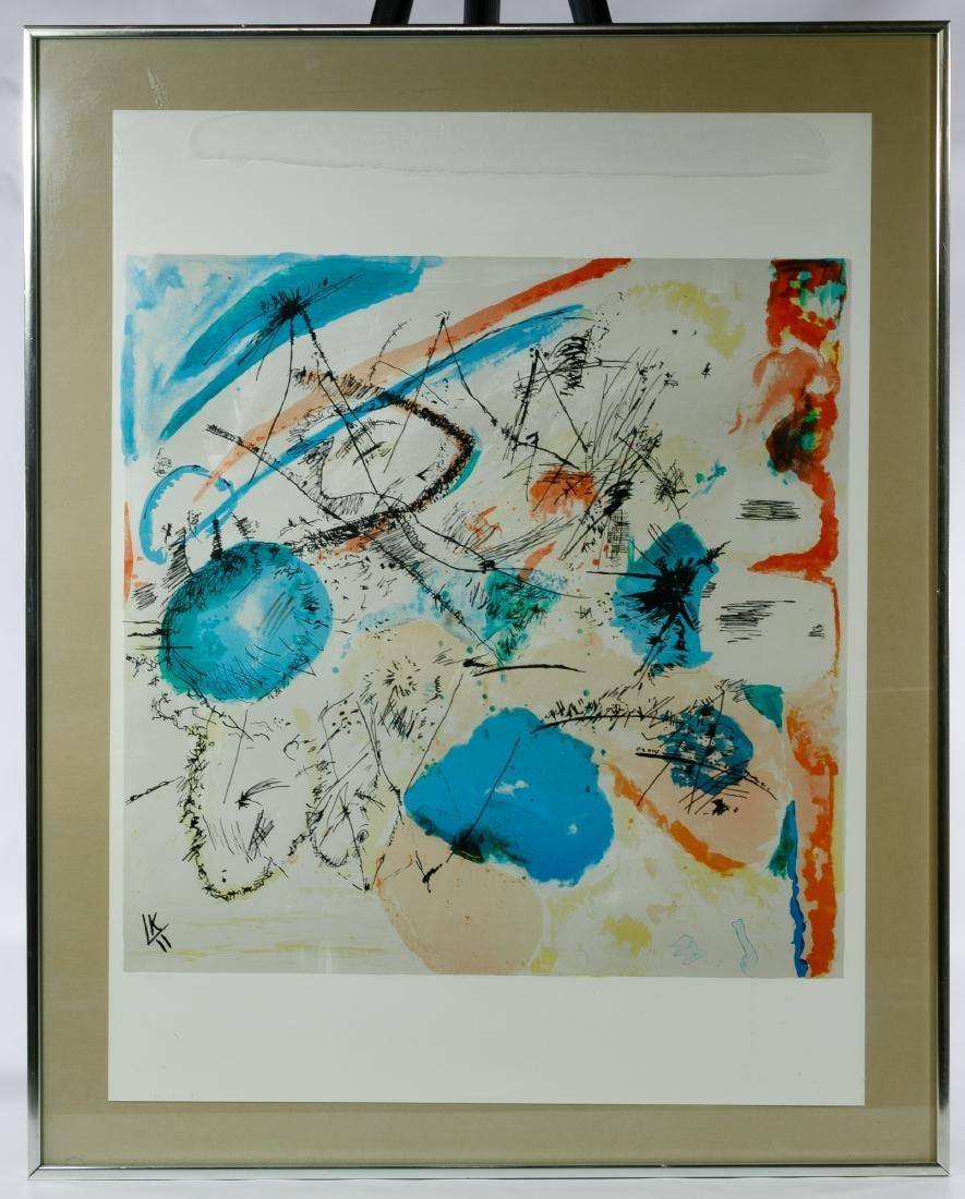 Wassily Kandinsky (Russian, 1866-1944) Lithograph