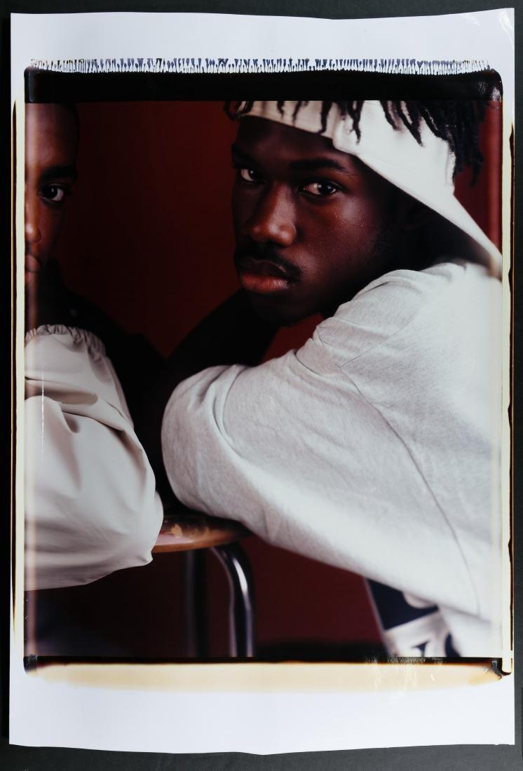 Dawoud Bey (American, b.1953) Portrait Photograph