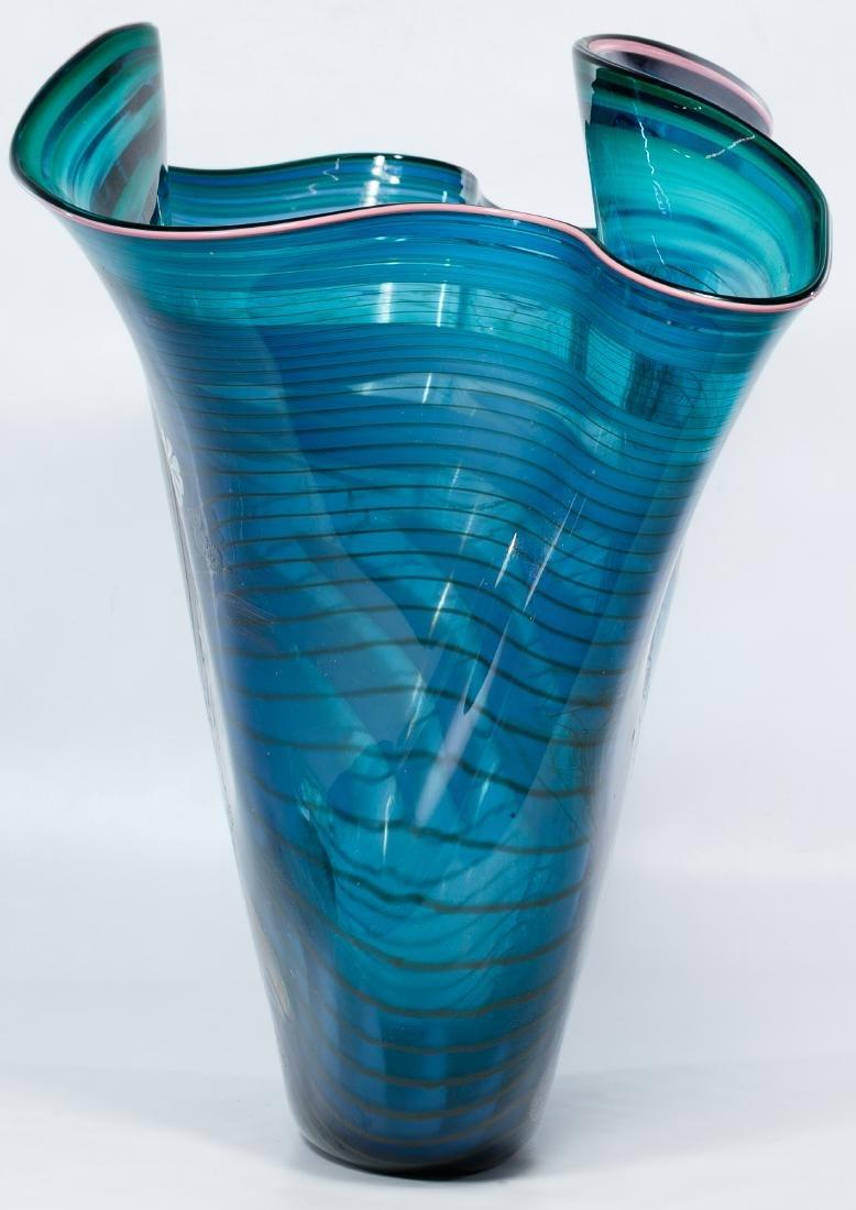 Chris Hawthorne and James Nowak Art Glass 'Aquarium' - 2