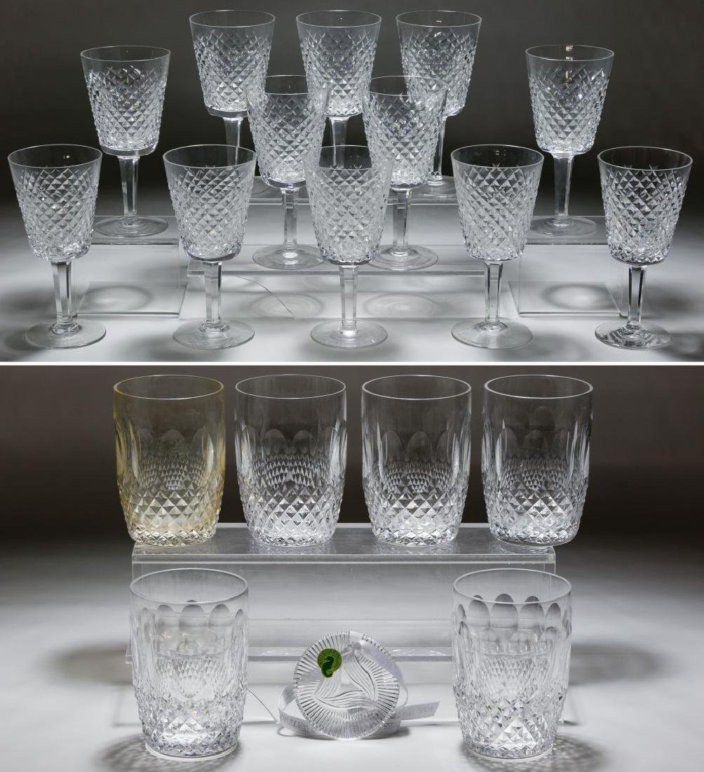 Waterford Crystal Glassware Assortment