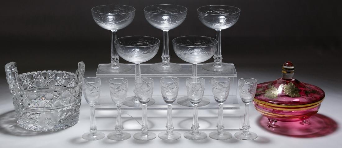 Salviati 'Stringa' Art Glass Tumblers - 3