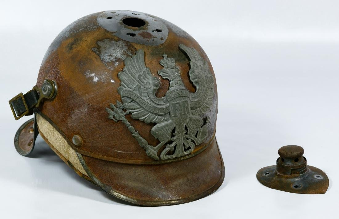 Prussian War Pickelhaube Helmet