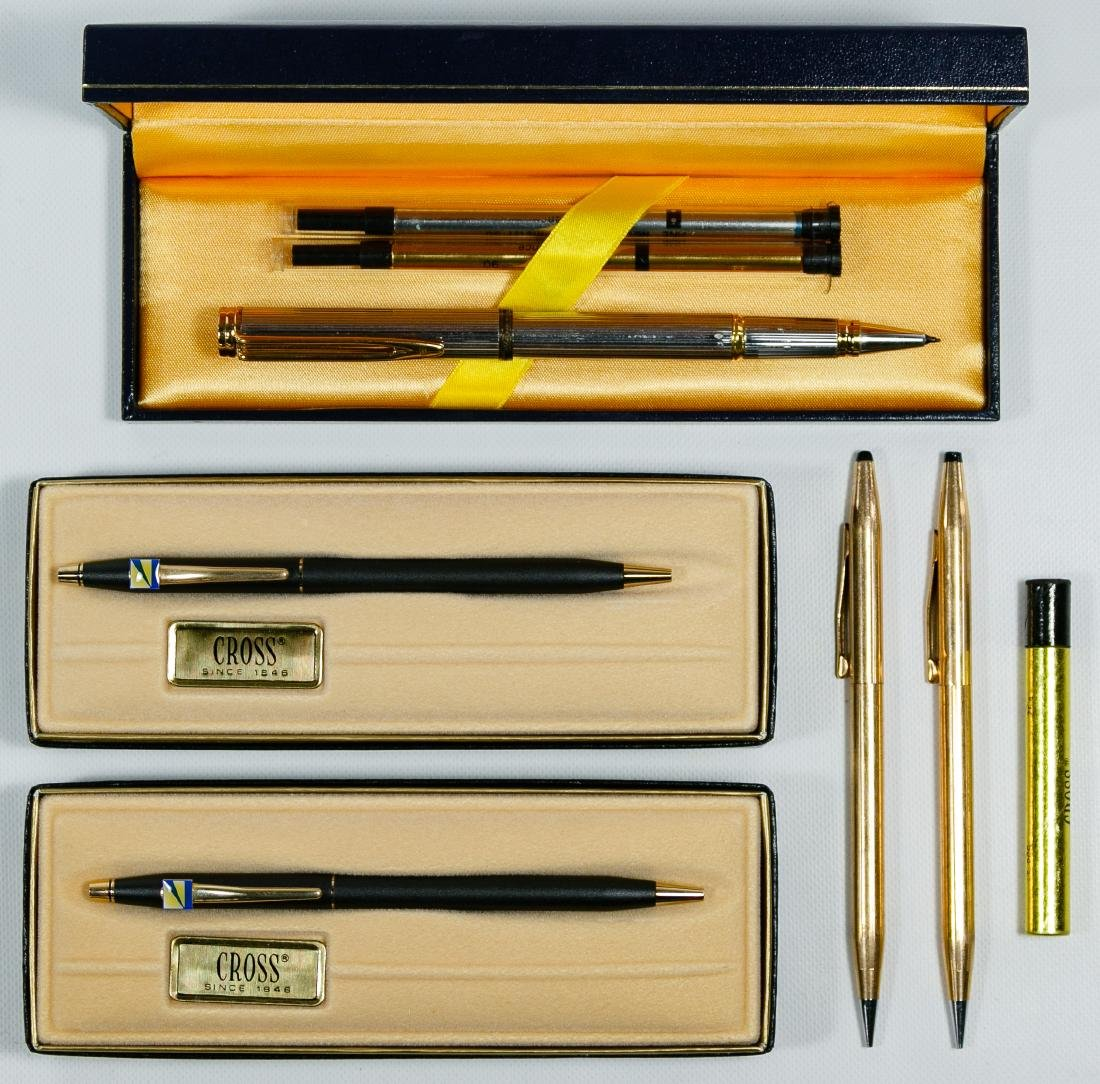 Waterman and Cross Pen Assortment