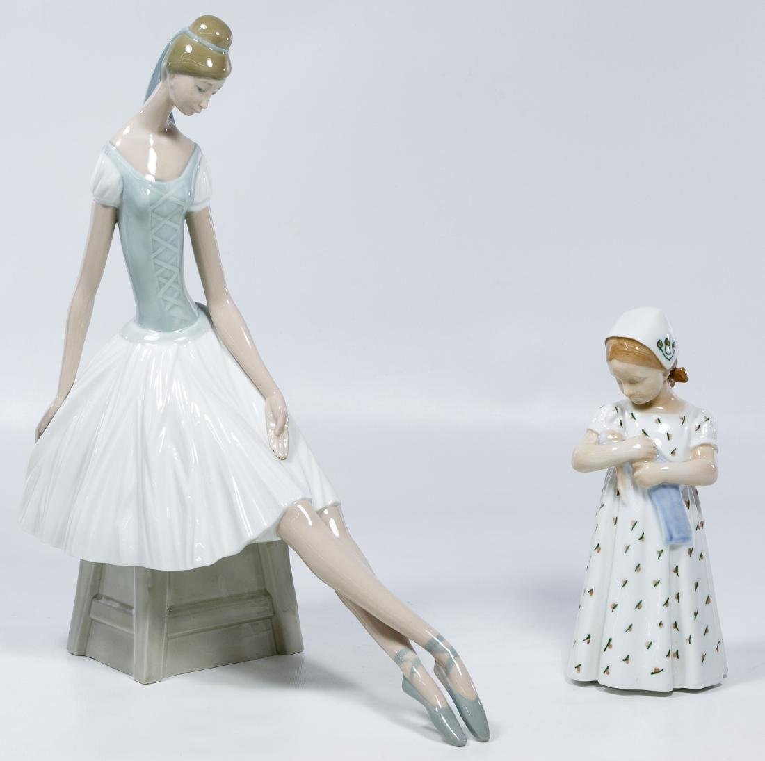 Nao and B&G Figurine Assortment