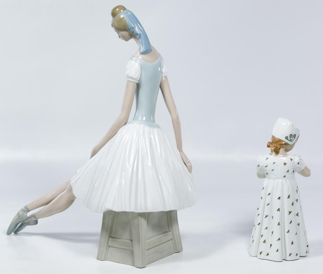 Nao and B&G Figurine Assortment - 2