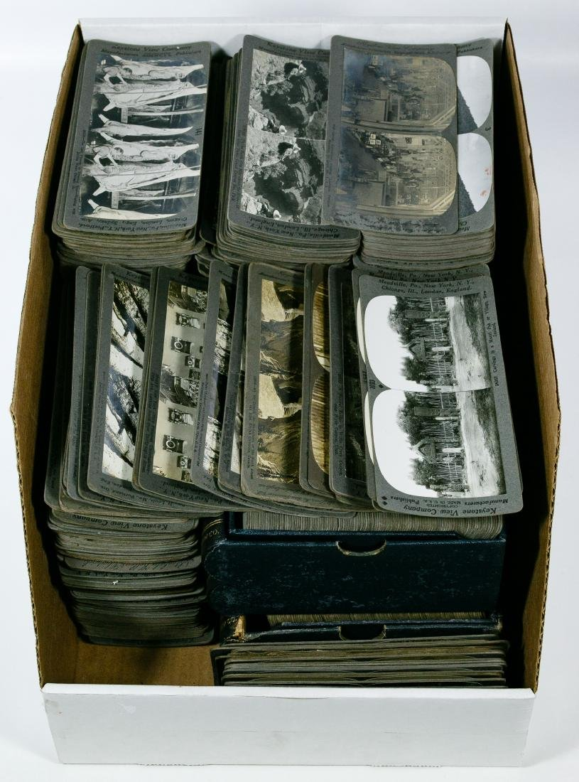 Keystone Stereoview Card Assortment