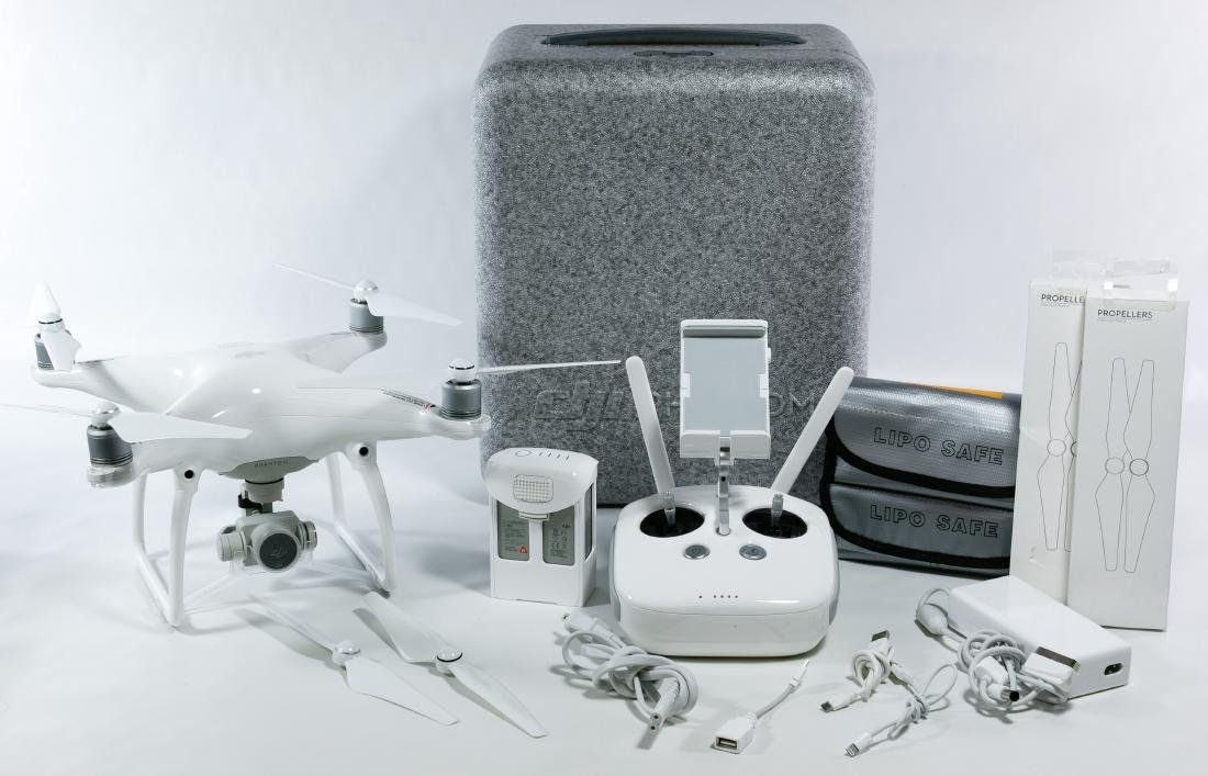 DJI Phantom 4 Drone Starter Bundle