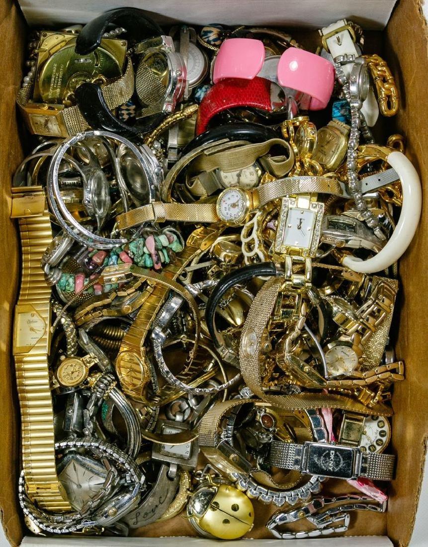 Pendant and Wrist Watch Assortment
