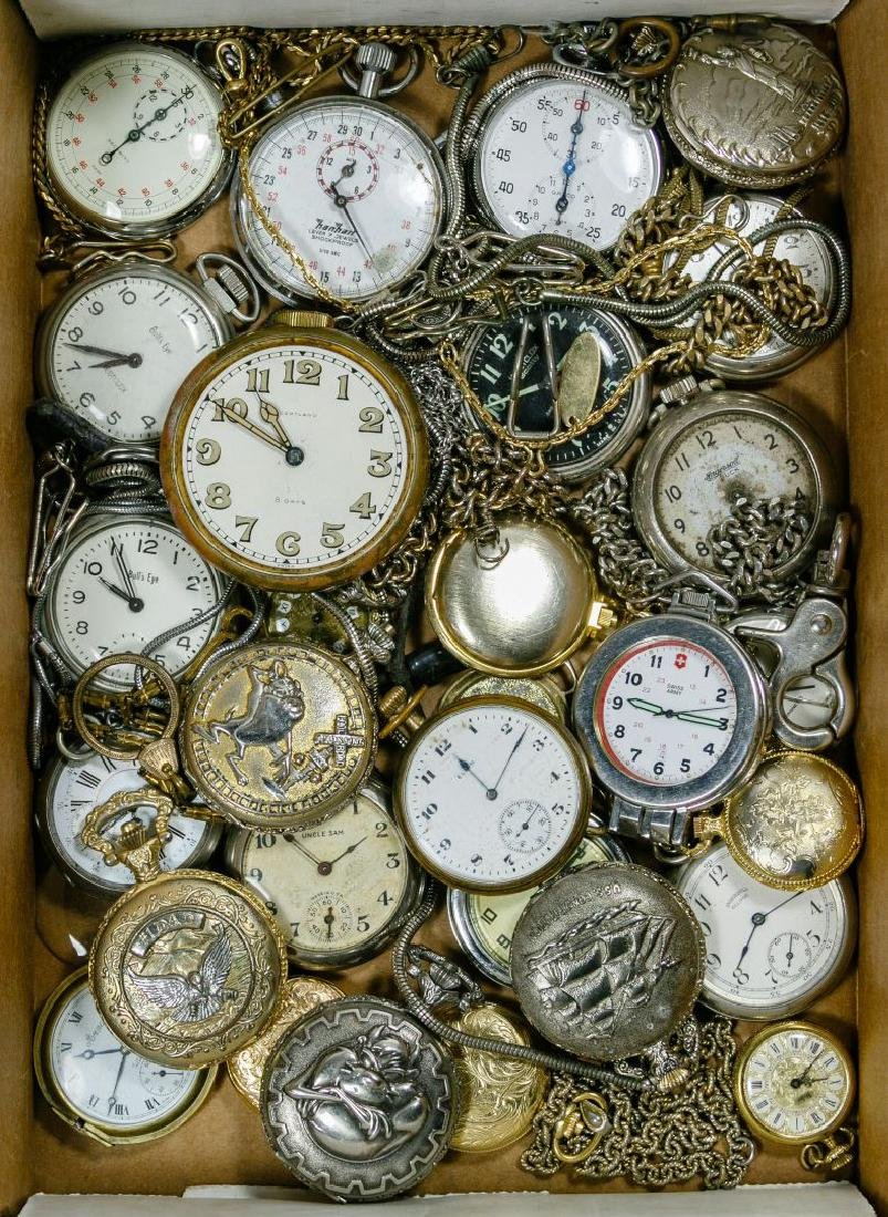 Pocket and Stop Watch Assortment