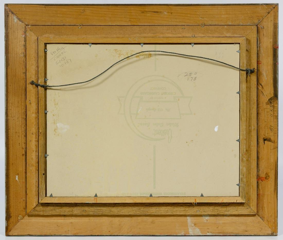 Wayne Cooper (American, b.1942) Oil on Panel - 4