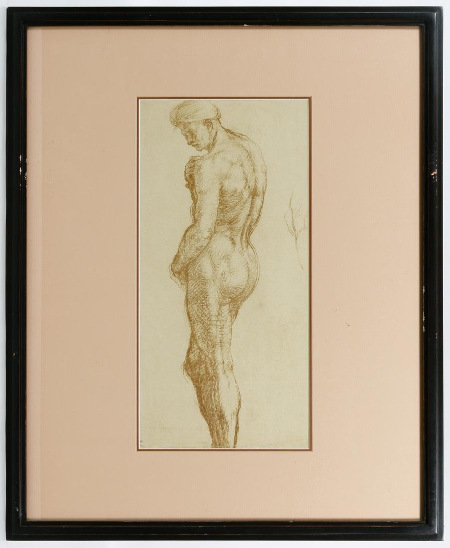 Italian Renaissance Style Male Torso Prints - 4