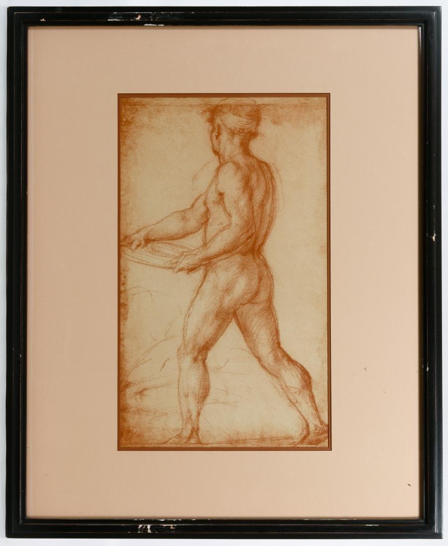 Italian Renaissance Style Male Torso Prints - 6