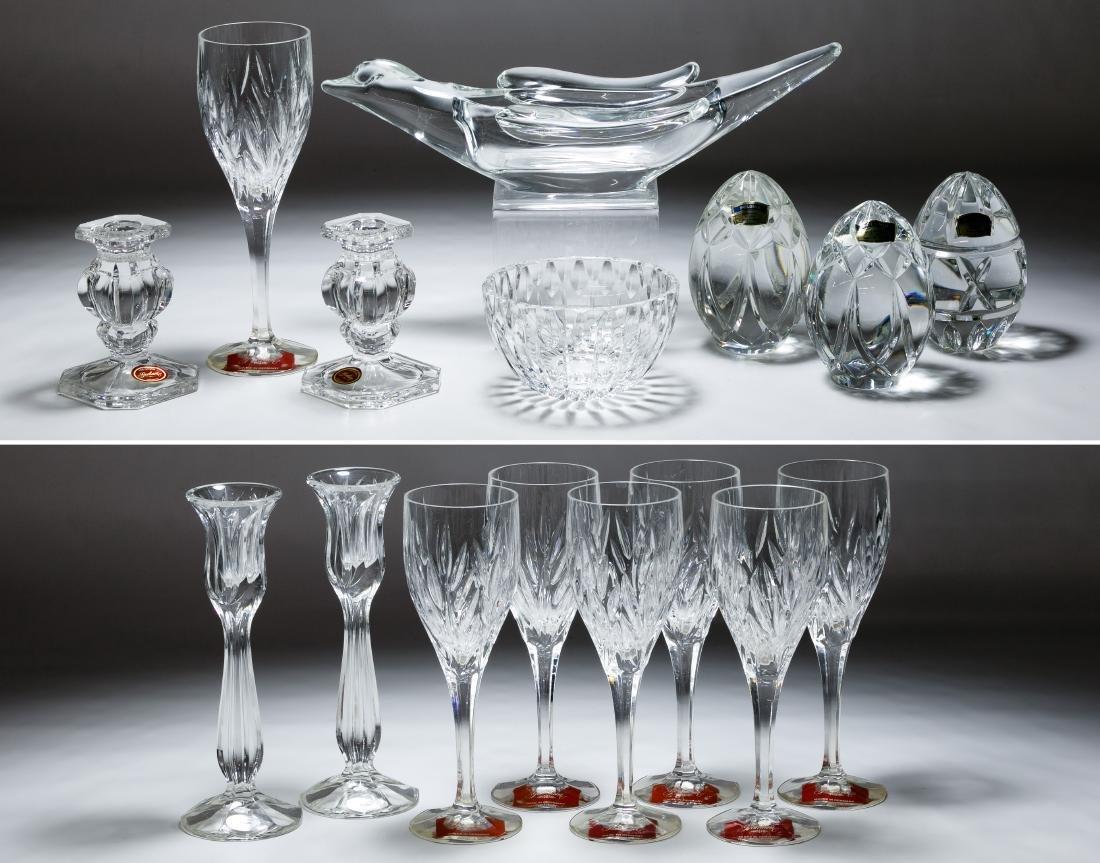 Gorham Crystal Assortment