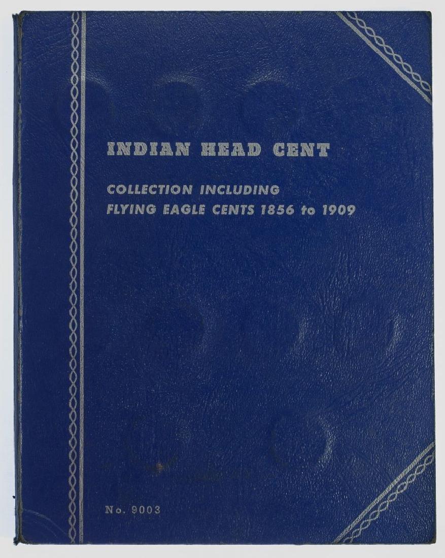Indian Head 1c Near Set