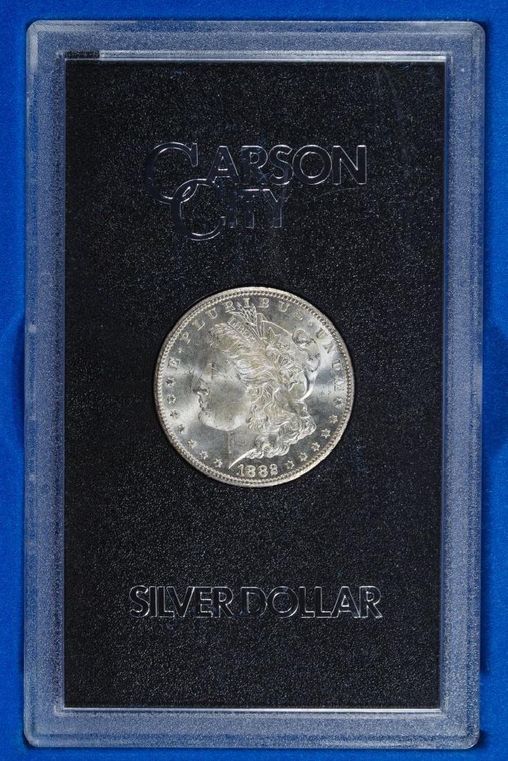1882-CC $1 GSA MS-62