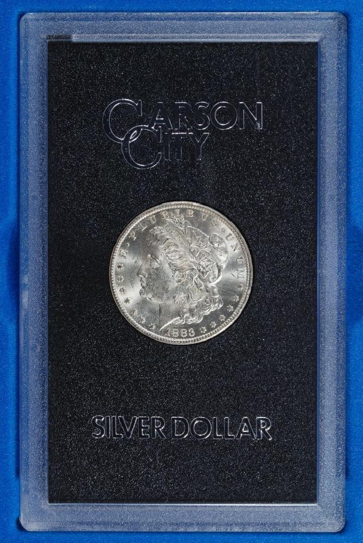 1883-CC $1 GSA MS-63