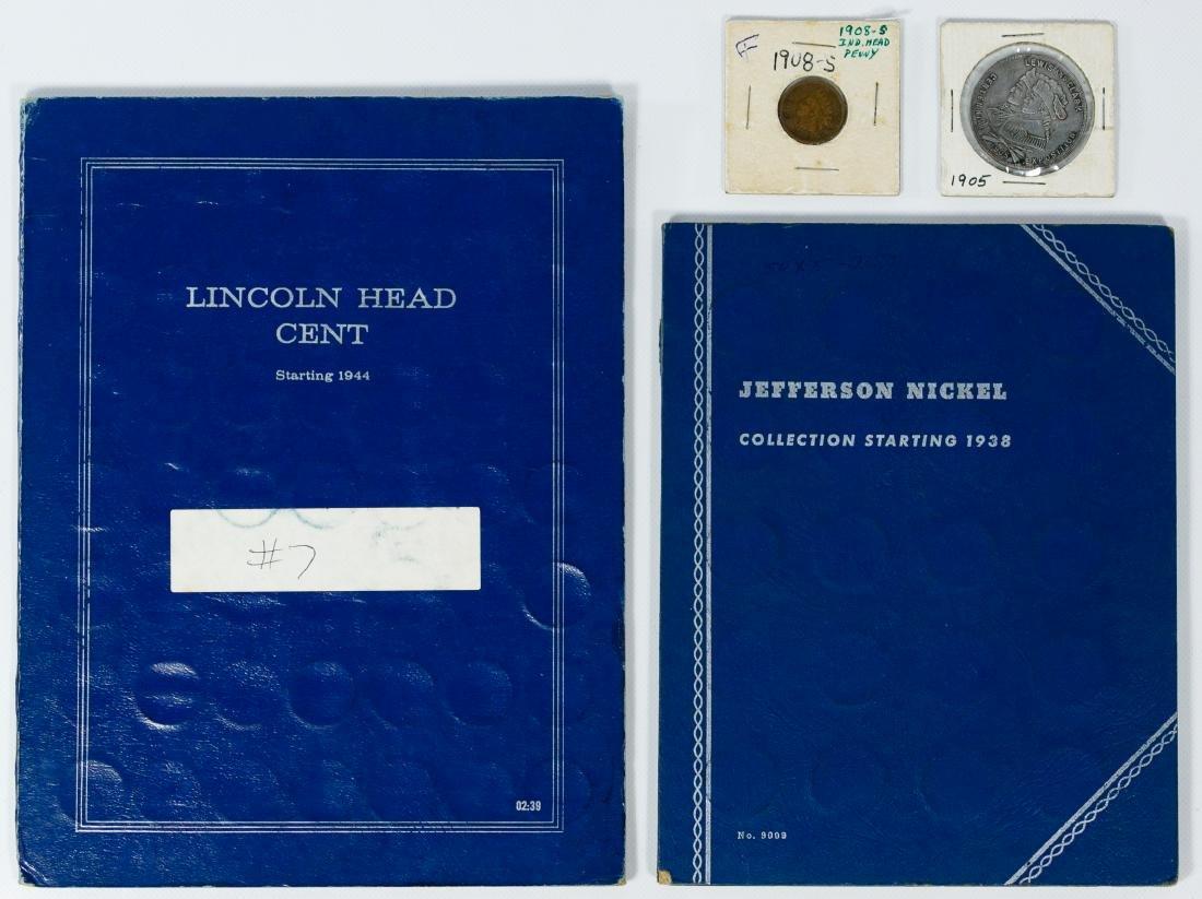 1908-S Indian Head 1c F