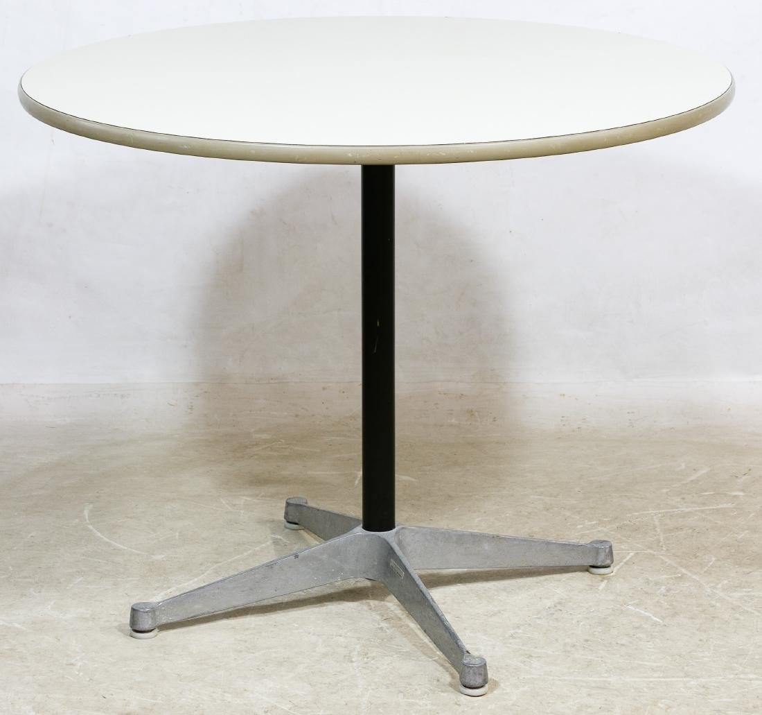 """MCM """"Contract Table"""" by Eames for Herman Miller"""