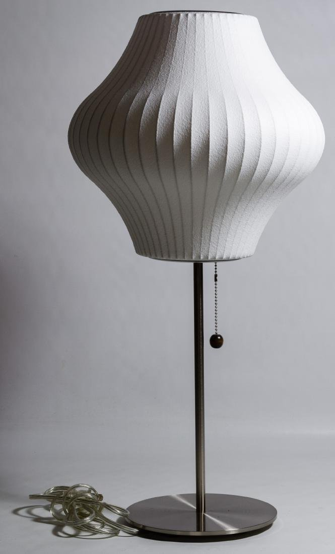 MCM Chrome Bubble Table Lamp by George Nelson for