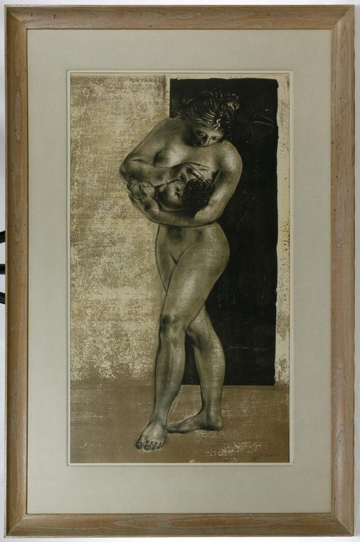 Hans Erni (Switzerland, 1909-2015) Print