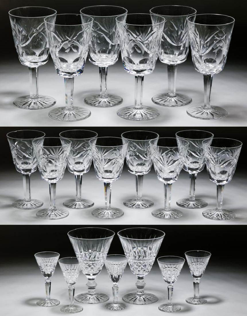 Waterford Crystal Stemware Assortment