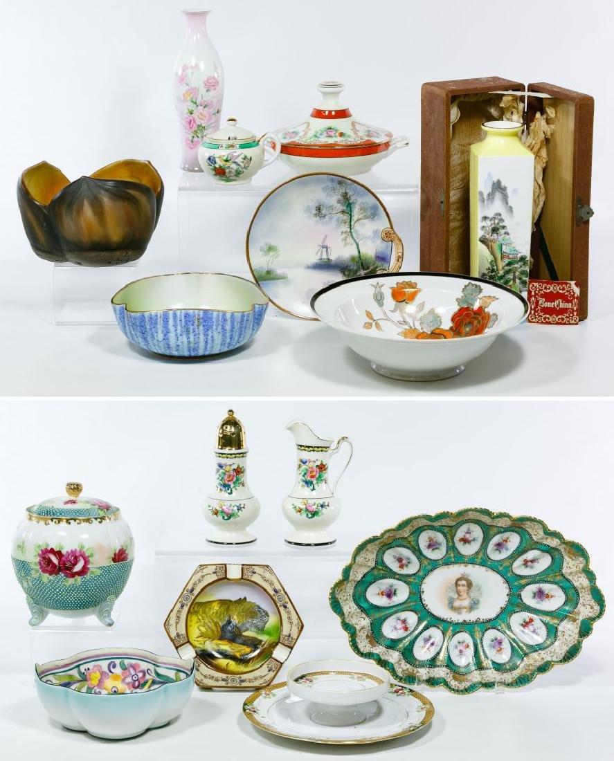 Noritake Ceramic Assortment