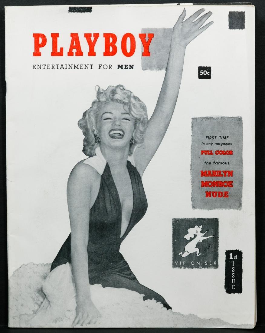 Playboy #1 'Marilyn Monroe' Magazine