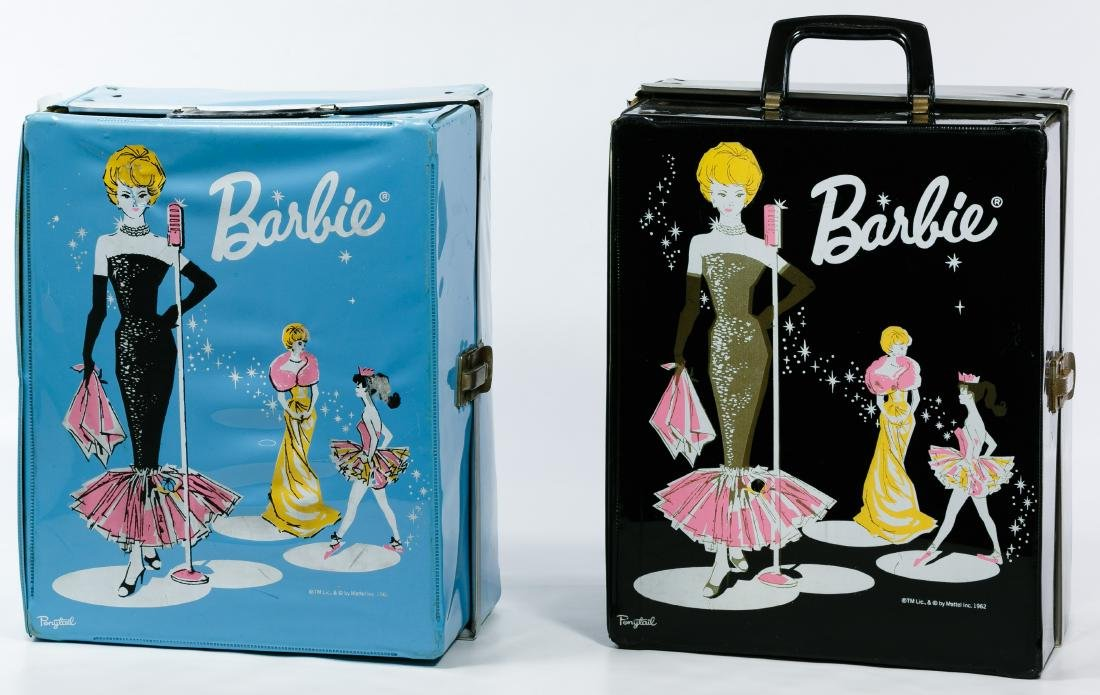 Mattel Barbie and Ideal Tammy Doll Assortment