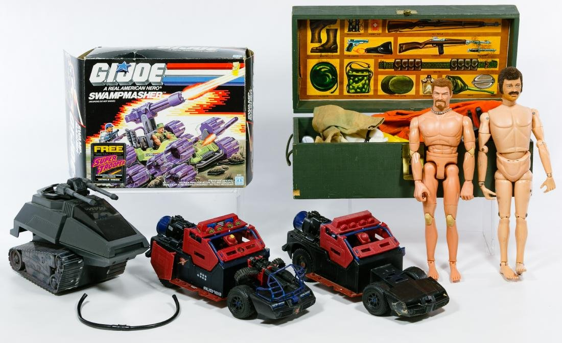 Hasbro GI Joe Assortment